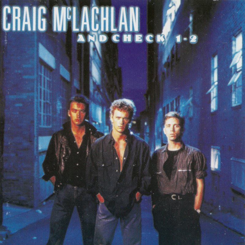Craig McLachlan and Check 1-2 album (1990)