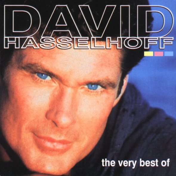 David Hasselhoff - The Very Best Of (cd, 2001)