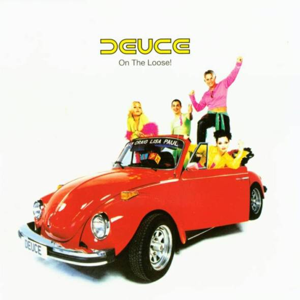 Deuce - On The Loose! (CD, 1995)