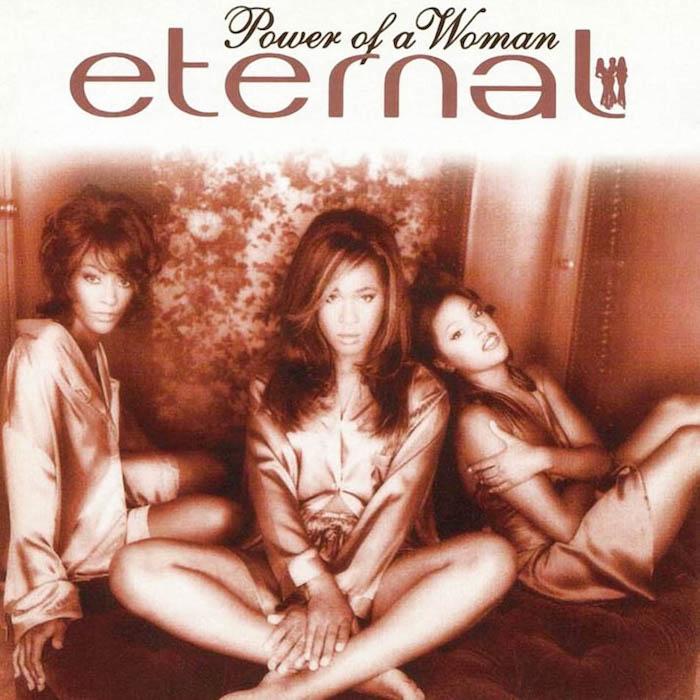 Eternal - Power Of A Woman (1995)