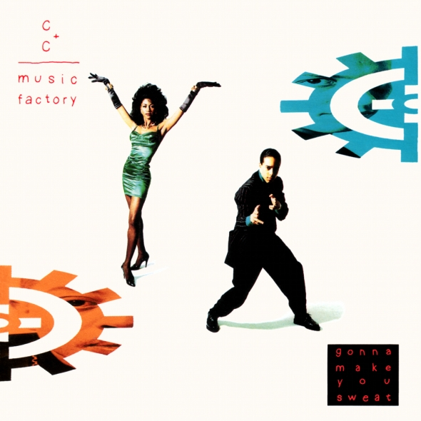 C&C Music Factory's 1990 cd 'Gonna Make You Sweat'