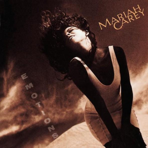 Mariah Carey - Emotions (1991) album
