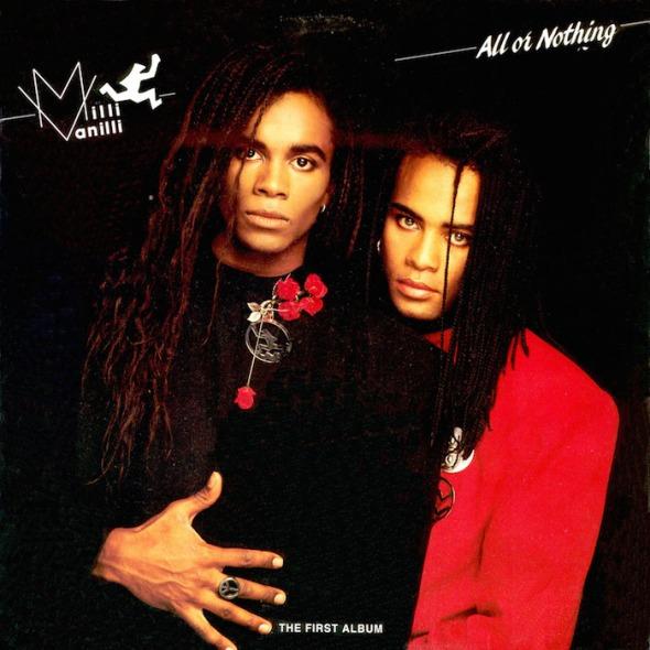 Milli Vanilli - All Or Nothing (1988) album