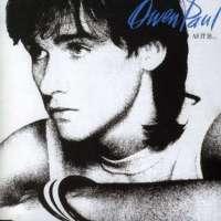 """Review: """"As It Is..."""" by Owen Paul (CD, 1986)"""