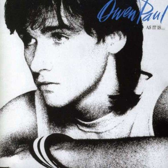 Owen Paul - As It Is (CD, 1986)