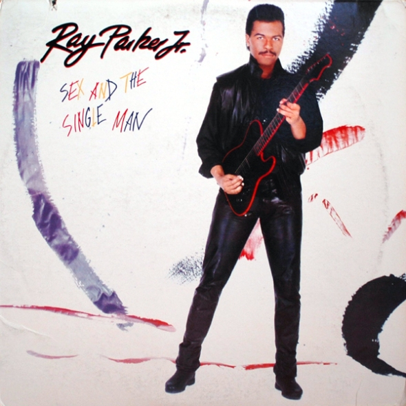 Ray Parker Jr album 'Sex And The Single Man' (1985)