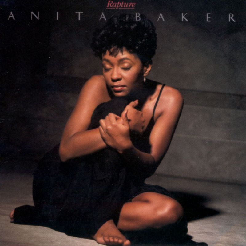 Anita Baker - Rapture (1986)