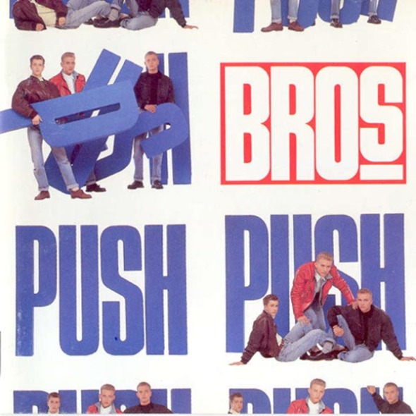 Bros - Push (1988) album