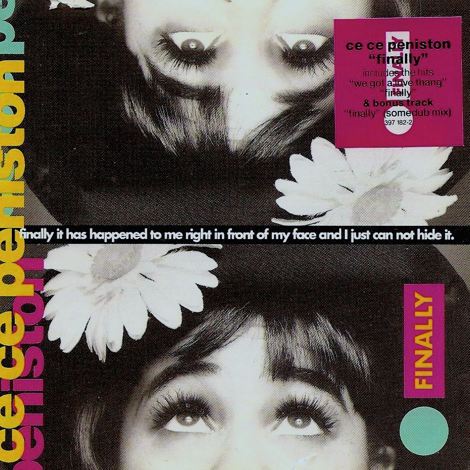 Ce Ce Peniston - Finally (1992) album