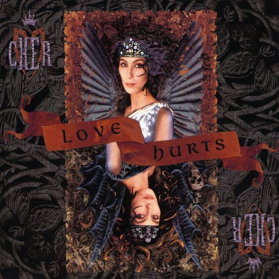 Cher - Love Hurts (1991) album