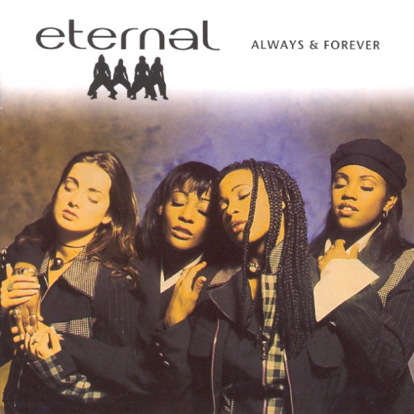 Eternal - Always & Forever album, 1993