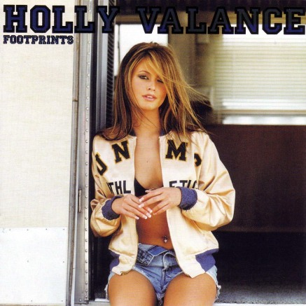 Holly Valance - Footprints (2003) album