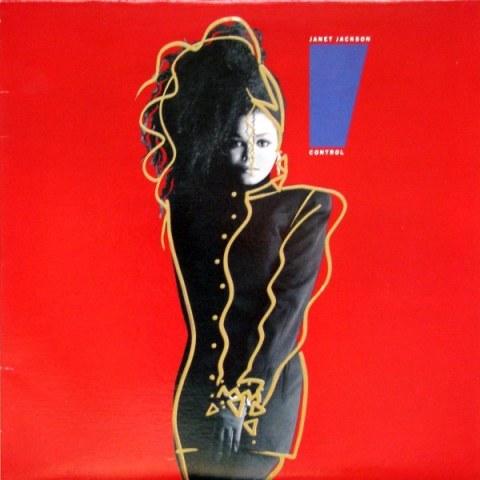 Janet Jackson - Control (1986) album