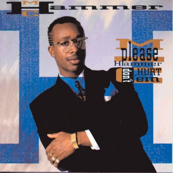 MC Hammer - Please Hammer Don't Hurt 'Em (1990) album