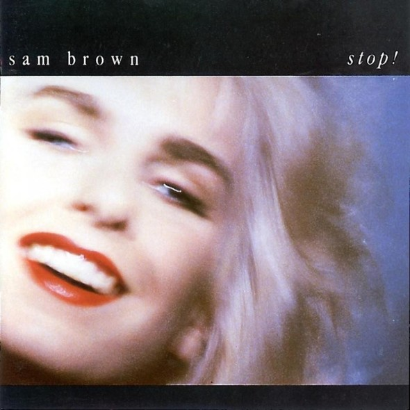 Sam Brown - Stop! (1988) album
