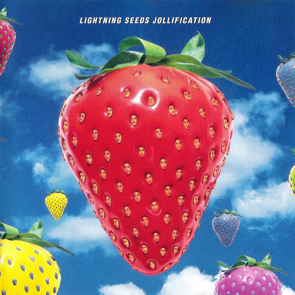 The Lightning Seeds - Jollification (1994) album
