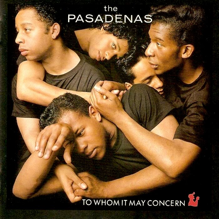 The Pasadenas - To Whom It May Concern (1988) album
