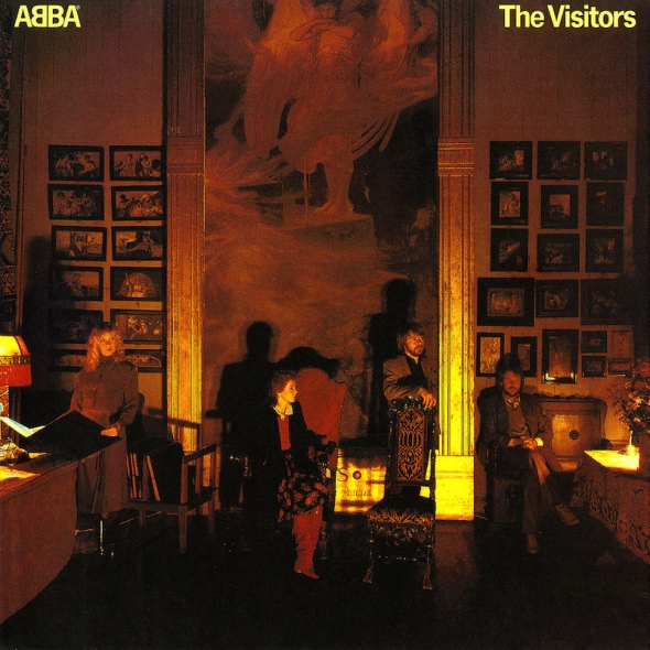 ABBA - The Visitors (1981) album