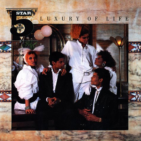 Five Star - Luxury Of Life (1985) album