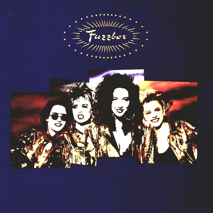 Fuzzbox - Big Bang! (1989) album
