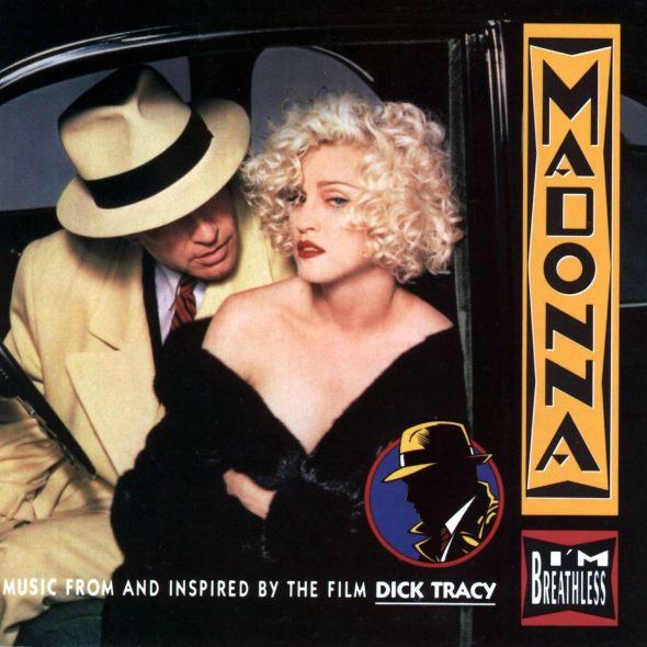 Madonna - I'm Breathless (1990) album