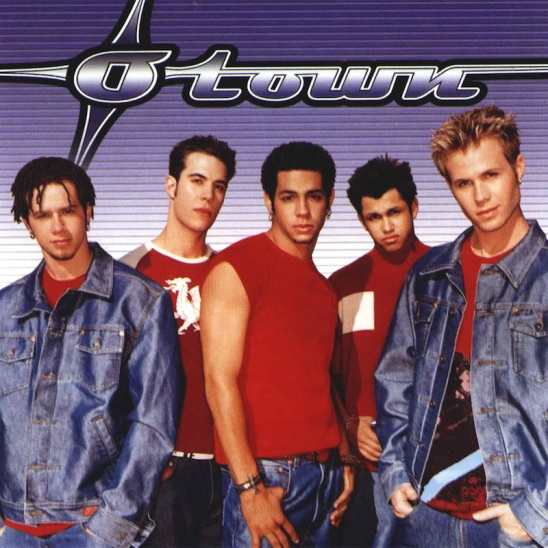 O-Town - O-Town (2001) album
