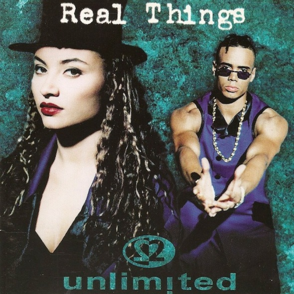 2 Unlimited - Real Things (1994) album