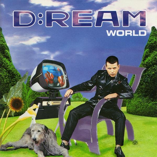 D:Ream - World (1995) album