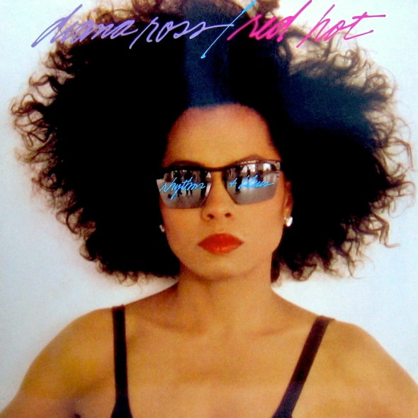 Diana Ross - Red Hot Rhythm And Blues (1987) album