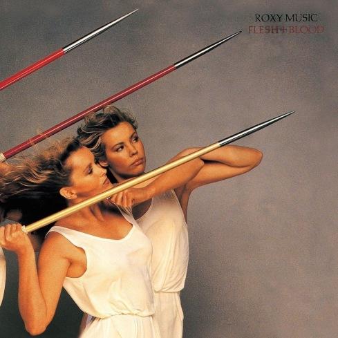 Roxy Music - Flesh And Blood (1980) album