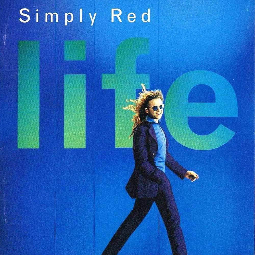 Simply Red's 1995 album 'Life'