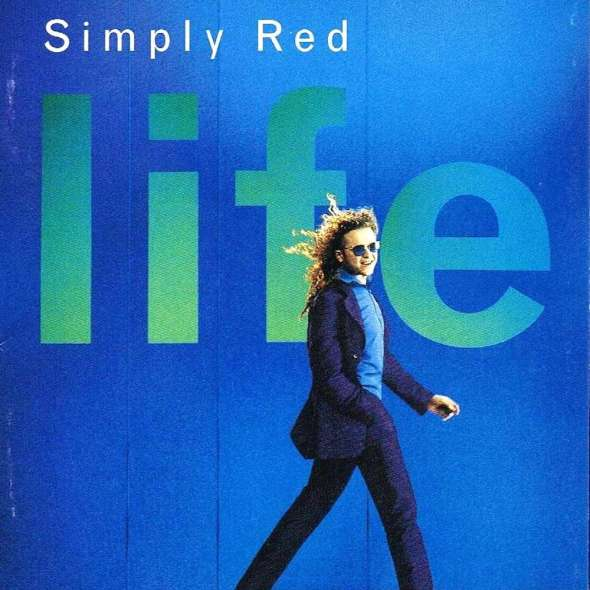 Simply Red's 1995 album 'Life'