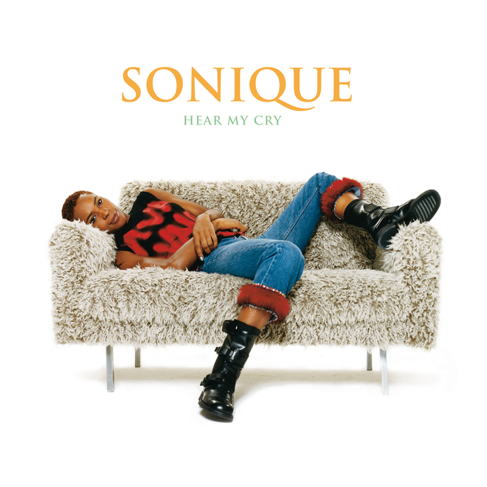 Sonique - Hear My Cry (2000) album