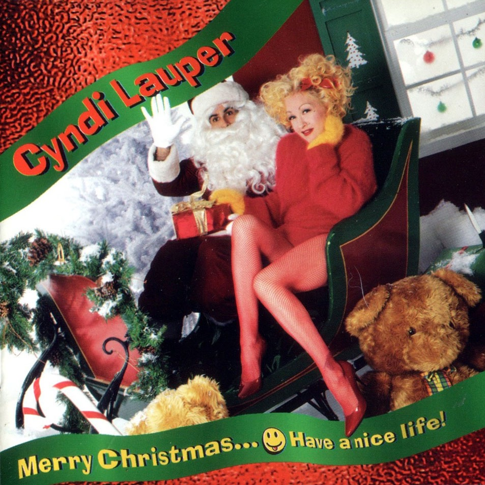 POP RESCUE: \'Merry Christmas… Have A Nice Life!\' by Cyndi Lauper (CD ...