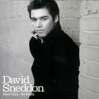 POP RESCUE: 'Seven Years... Ten Weeks' by David Sneddon (CD, 2003)