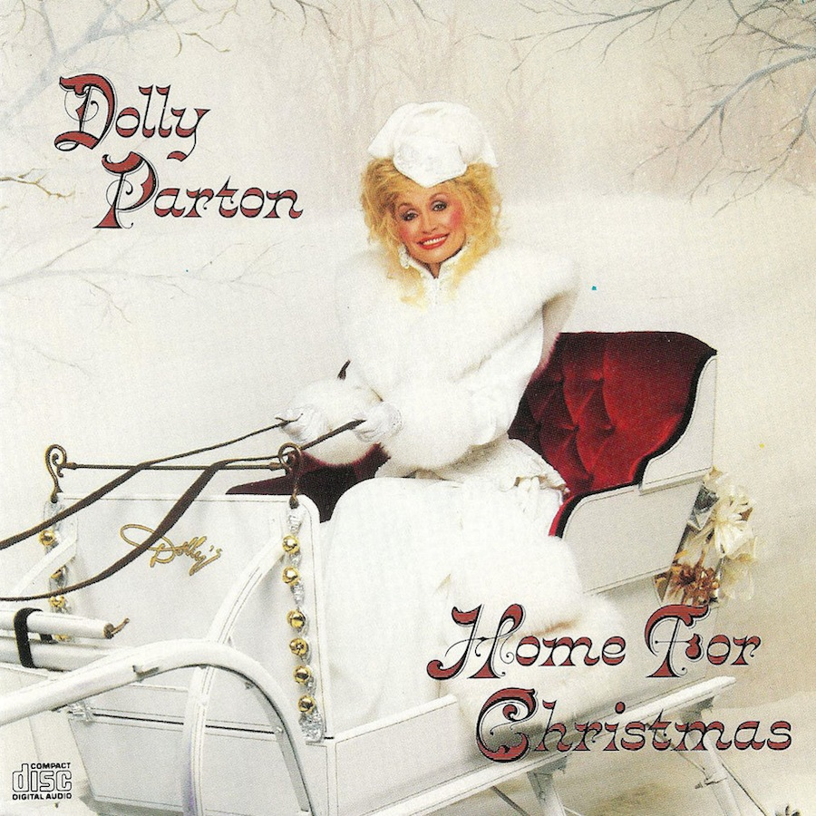 Dolly Parton - Home For Christmas (1990) album