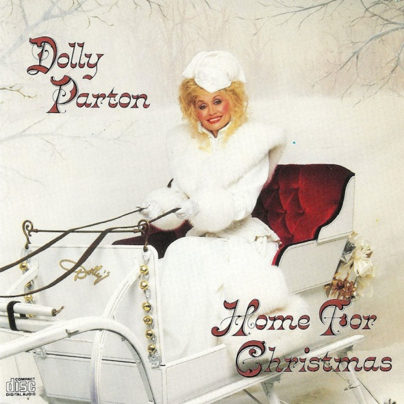 Dolly Parton - Home For Christmas (1990) album
