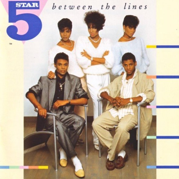 Five Star - Between The Lines (1987) album