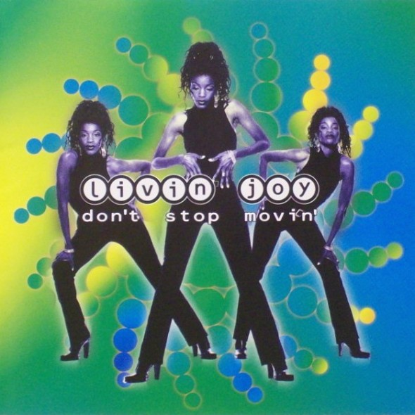 Livin' Joy - Don't Stop Movin' (1996) album