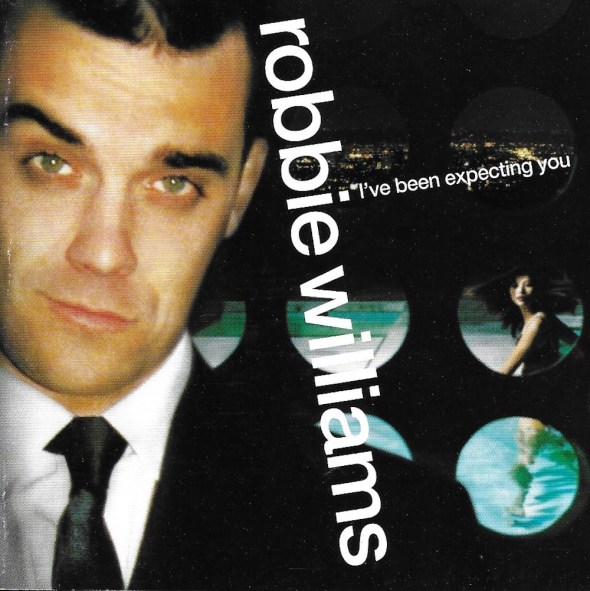Robbie Williams' 1998 'I've Been Expecting You' album