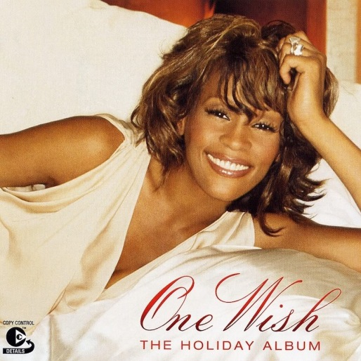 Whitney Houston - One Wish - The Holiday Album (2003)