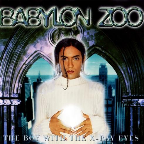 Babylon Zoo - The Boy With The X-Ray Eyes (1996) album
