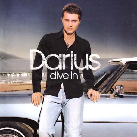 Darius Dinesh - Dive In (2002) album cover