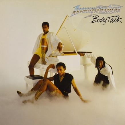 Pop Rescue Body Talk By Imagination Vinyl 1981 Pop
