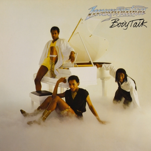 Imagination - Body Talk (1981) album