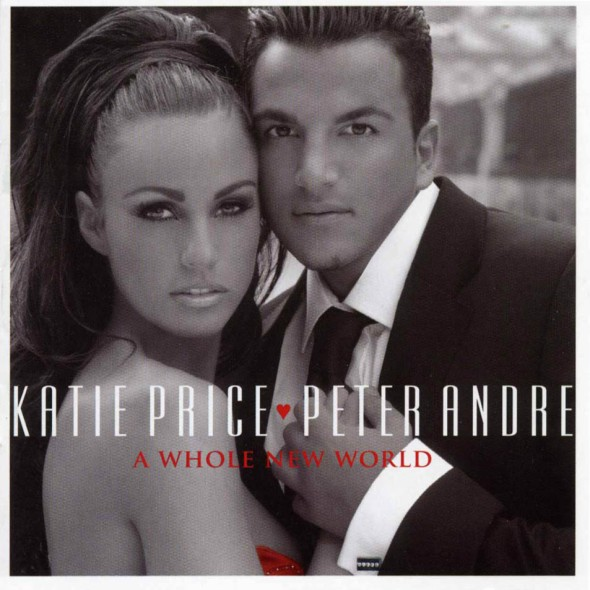 Katie Price & Peter Andre - A Whole New World (2006) album