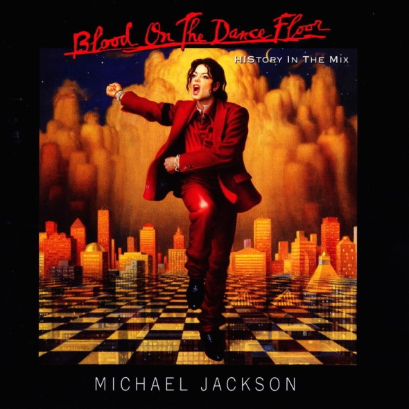 Michael Jackson - Blood On The Dance Floor - HIStory In The Mix (1997) album