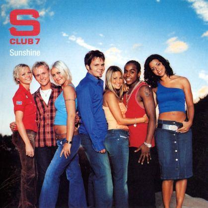 S Club 7 - Sunshine (2001) album