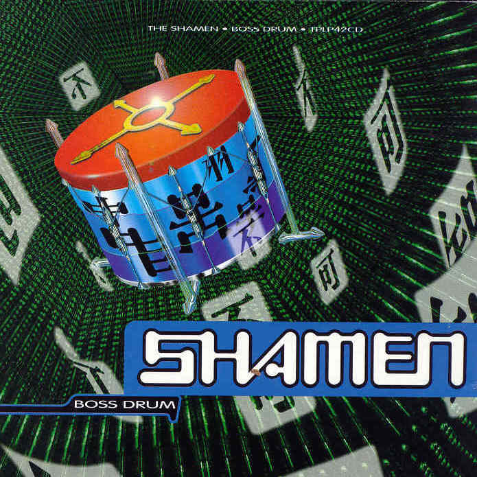 The Shamen - Boss Drum (1992) album