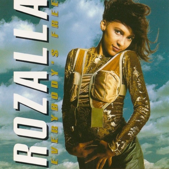Rozalla - Everybody's Free (1992) album